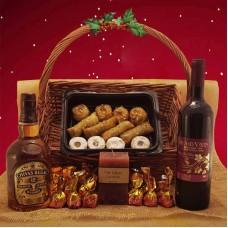 Christmas Basket Premium